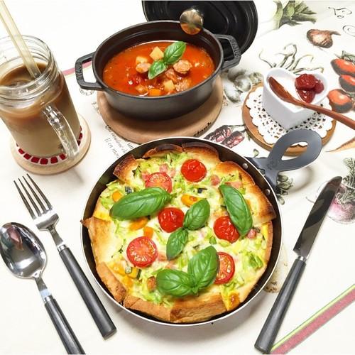 ぷるベリー家の食卓(350)