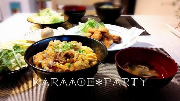 ✼ツナ玉丼で夕飯 7/3✼