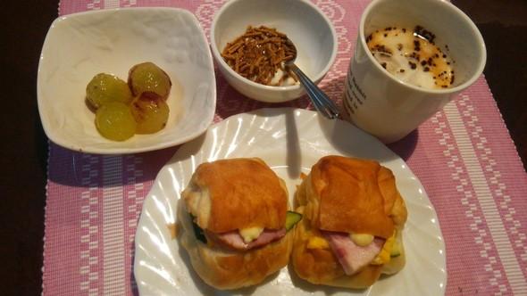 薄焼き卵サンドイッチ×喫茶店サンドイッチ