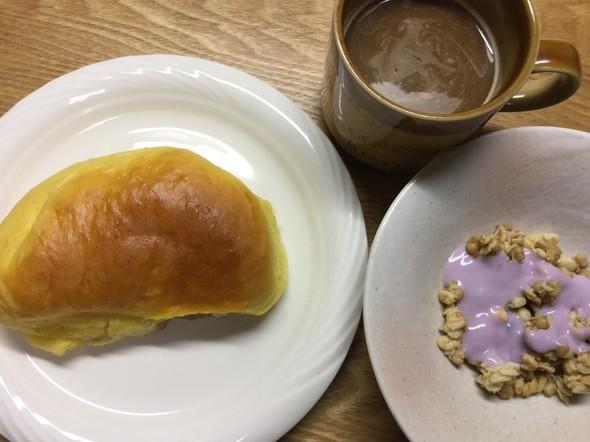 おうちごはん(H.27.8.26の朝食)