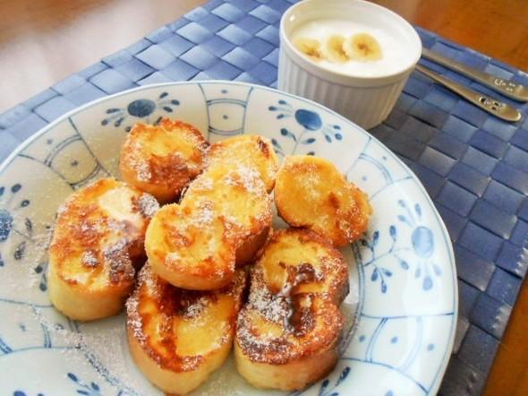☆フレンチトーストの朝ごはん☆