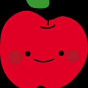 りんご味のジャム