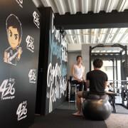 麻布workout