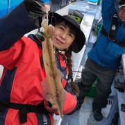 釣り好きマサコ