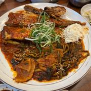 韓国料理メイン