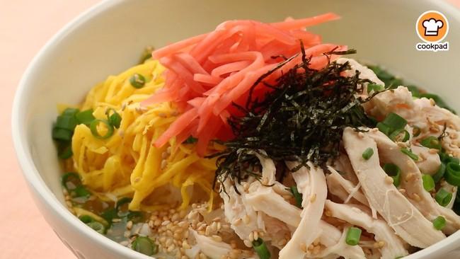 [動画]【おうちで作る】奄美大島の郷土料理「鶏飯(けいはん)」 , クックパッド料理動画